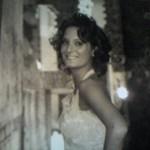 Nadine trouwdag 2005