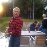 Bjarne, gastheer in Denemarken