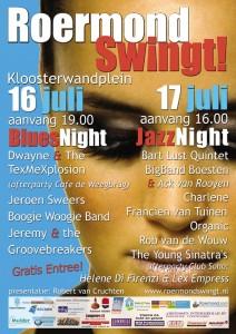 Poster BluesNight 2010