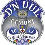 Leedjesaovend d'n Uul 2013
