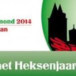 Afsluiting Heksenjaar Roermond 2014