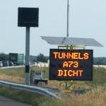 Vragen aan B&W over Tunnelsluitingen….